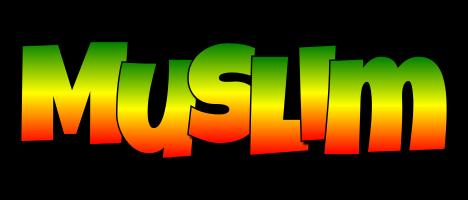 Muslim mango logo