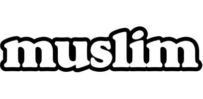 Muslim panda logo