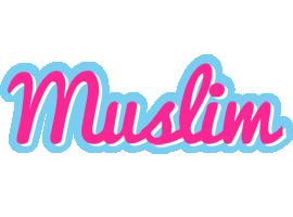 Muslim popstar logo