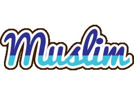 Muslim raining logo