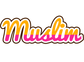 Muslim smoothie logo