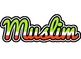 Muslim superfun logo