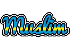 Muslim sweden logo