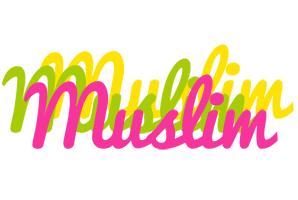 Muslim sweets logo