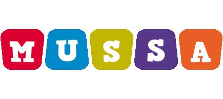 Mussa daycare logo