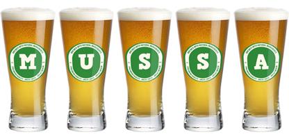 Mussa lager logo