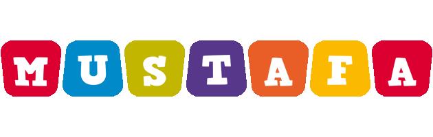 Mustafa daycare logo