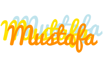 Mustafa energy logo