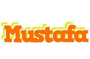 Mustafa healthy logo