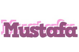 Mustafa relaxing logo