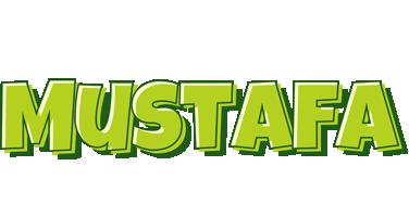 Mustafa summer logo
