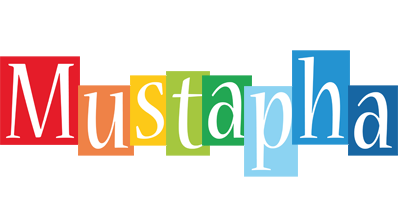 Mustapha colors logo