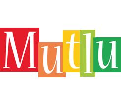Mutlu colors logo