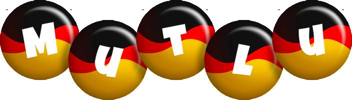 Mutlu german logo