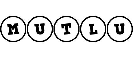 Mutlu handy logo
