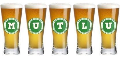 Mutlu lager logo