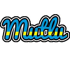 Mutlu sweden logo