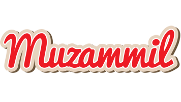Muzammil chocolate logo