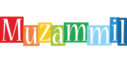 Muzammil colors logo