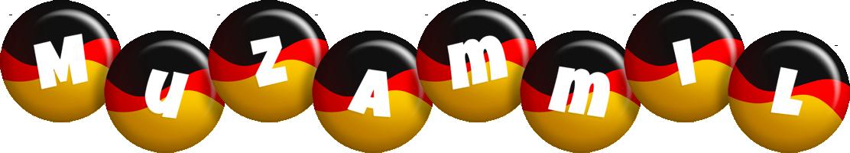 Muzammil german logo