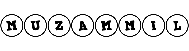 Muzammil handy logo