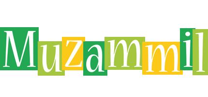 Muzammil lemonade logo