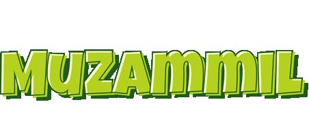 Muzammil summer logo