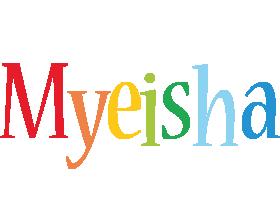 Myeisha Logo | Name Logo Generator - Smoothie, Summer