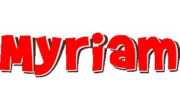 Myriam basket logo