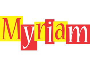 Myriam errors logo