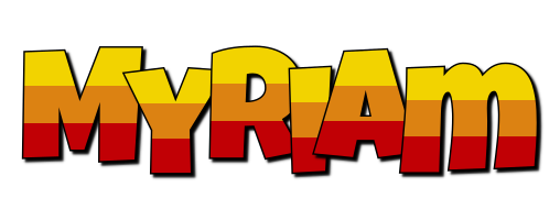 Myriam jungle logo
