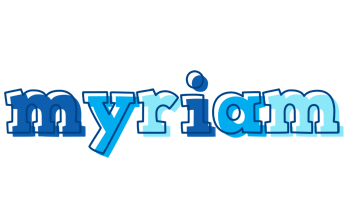 Myriam sailor logo