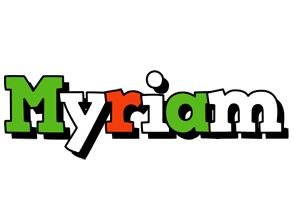 Myriam venezia logo