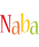 Naba birthday logo