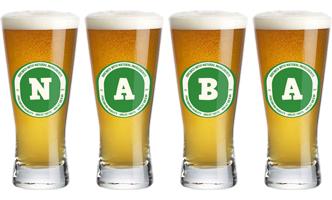 Naba lager logo