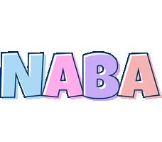 Naba pastel logo