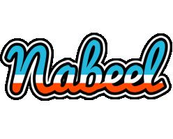 Nabeel america logo