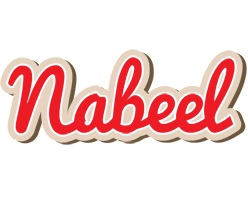 Nabeel chocolate logo