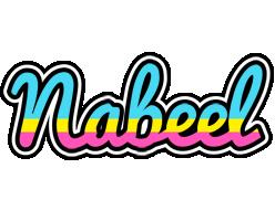 Nabeel circus logo