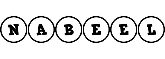 Nabeel handy logo