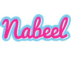 Nabeel popstar logo