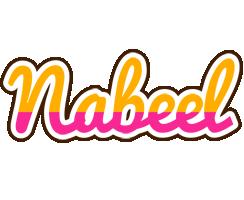 Nabeel smoothie logo