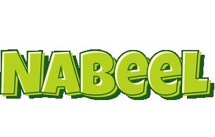 Nabeel summer logo