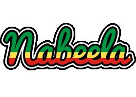 Nabeela african logo