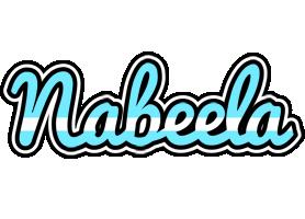 Nabeela argentine logo