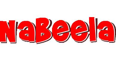 Nabeela basket logo