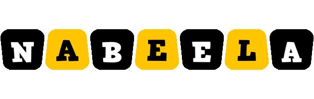 Nabeela boots logo