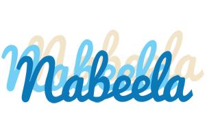 Nabeela breeze logo