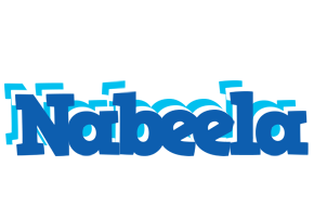 Nabeela business logo