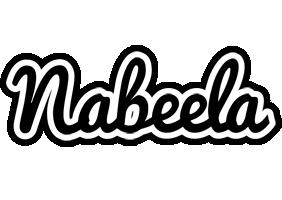 Nabeela chess logo